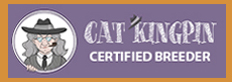 Cat Kingpin Certified Breeder